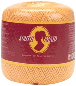 Picture of South Maid Crochet Cotton Thread Size 10