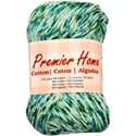 Picture of Premier Yarns Home Cotton Yarn - Multi-Aquamarine Speckle
