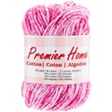Picture of Premier Yarns Home Cotton Yarn - Multi-Flamingo Splash