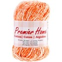 Picture of Premier Yarns Home Cotton Yarn - Multi-Tangerine Splash