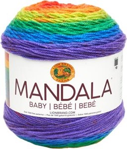Picture of Lion Brand Mandala Baby Yarn