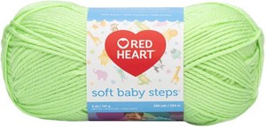 Picture of Red Heart Soft Baby Steps Yarn
