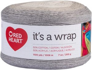 Picture of Red Heart It's A Wrap Yarn