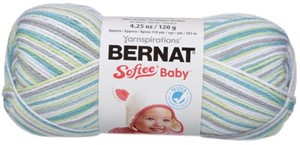 Picture of Bernat Softee Baby Yarn - Ombres