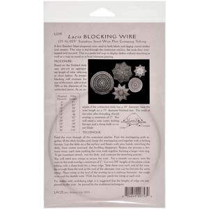 "Picture of Lacis Blocking Wire 25ft .025""-"