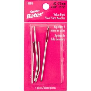 Picture of Susan Bates Steel Yarn Needles Value Pack-