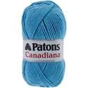 Picture of Patons Canadiana Yarn - Solids-Clearwater Blue
