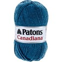 Picture of Patons Canadiana Yarn - Solids-Teal Heather