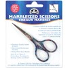 "Picture of DMC Marbleized Embroidery Scissors 3.75""-Purple Essence"