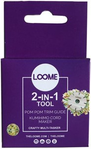 Picture of Loome Pom Pom Trim Guide-