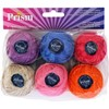 Picture of DMC Prism Pearl Cotton Size 8 6/Pkg-Solid