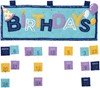 Picture of Bucilla Felt Applique Wall Hanging Kit-Birthday Calendar