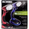 Picture of Frank A. Edmunds LED Desk Lamps-Red And Blue