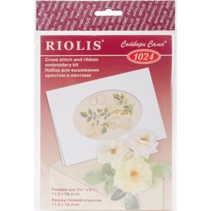 "Picture of RIOLIS Counted Cross Stitch Kit 17.75""X13.75""-Wedding (15 Count)"