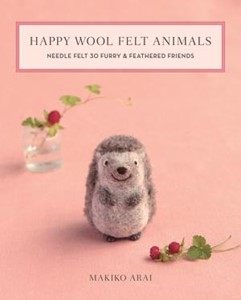 Picture of Stash Books-Happy Wool Felt Animals