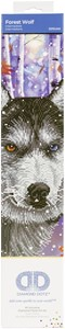 "Picture of Diamond Dotz Diamond Embroidery Facet Art Kit 15""X19""-Forest Wolf"