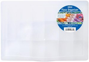 "Picture of Janlynn Floss Organizer 17 Compartments -11""X7.5""X2.75"""