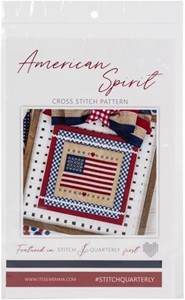 Picture of It's Sew Emma Cross Stitch Pattern -American Spirit