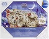 "Picture of Diamond Dotz Diamond Embroidery Facet Art Kit 11""X14""-Baby Tiger Roly Poly W/Frame"