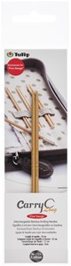 Picture of Tulip Carry C Intchg Bamboo Long Fine Gauge Knitting Needles-Size 1.5/2.50mm