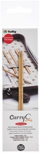 Picture of Tulip Carry C Intchg Bamboo Long Fine Gauge Knitting Needles-Size 2/2.75mm
