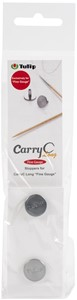 Picture of Tulip Carry C Stoppers For Long Fine Gauge Bamboo Needle-