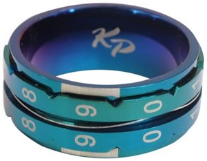 Picture of Knitter's Pride The Mindful Row Counter Ring-Size 7: 17.3mm Diameter
